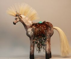 Spirit of Enchantment Horses and South of Santa Fe Painted Ponies