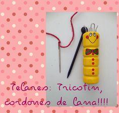 Monkey Craft: Como usar el tricotin