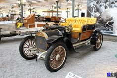 1911 Pilain 40 (01) by Georg Schwalbach (GS1311), via Flickr