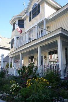 Cottage Inn, Mackinac Island, Michigan