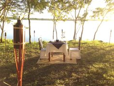 Destination Dining by Lake Yaxha. Bespoke luxury with Ka'ana Resort.