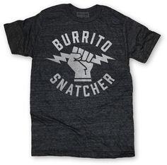 Burrito snatcher