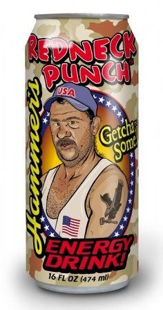 Redneck Energy Drink