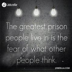 god, greatest prison, true, thought, inspir