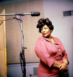 i stole everything i ever heard, but mostly i stole from the horns. • ella fitzgerald