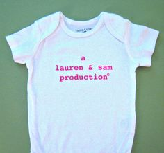 This is such a cute baby shower  gift!