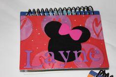 Make your own Disney Autograph Books!