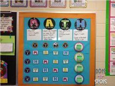 Tackling Math Workshop