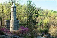 Little Round Top  in Gettysburg, PA