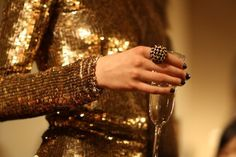 Strike gold #rsvp #nightout #sparkle #inspiration