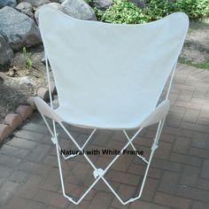beach chair, classic butterfli, butterfli beach