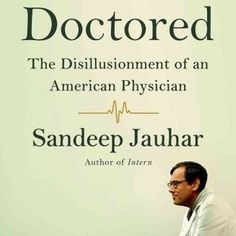 """Check out this audio clip from Terry Gross' interview with Sandeep Jauhar.  Doctors are human and it is often difficult for us to """"let go"""" of patients we have become attached to.  Just as well meaning family members can cause prolonged suffering by insisting that """"everything be done"""" at end of life, so can well meaning physicians."""