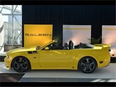 2014 Ford Mustang Saleen #mustang #saleen #mustangsaleen #blacklabel #musclecars #luxury #gocars