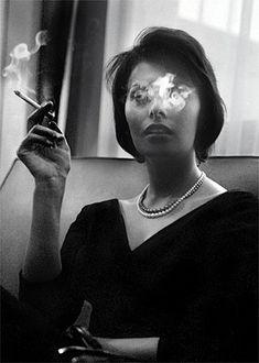Sophia Loren - ph. by Pablo Volta