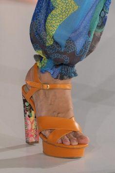 Catalogo Sfilata Borse e Scarpe Desigual primavera estate 2014 FOTO  #desigual #scarpe #shoes #primaveraestate #moda2014