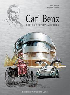 Carl Benz – Una vida dedicada al automóvil. Pincha y sabrás más. Click for more info.