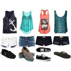 Cute Summer Outfits For Teens | Cute summer | http://beautifulsummerclothes.blogspot.com