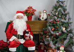 Santa and Lily