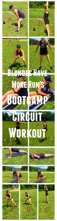Bootcamp Circuit Wor