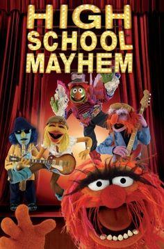 muppet parody posters | High School Musical - Muppet Wiki