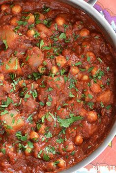 One-Pot Chickpea & P