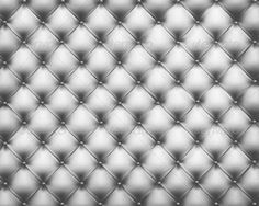 White quilted leather 1