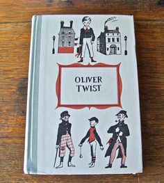 Vintage Oliver Twist Junior Deluxe Edition by cynthiasattic, $12.00