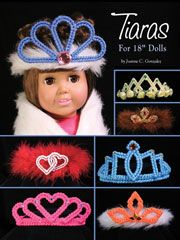 plastic canvas tiaras audrey idea, canva pattern, doll plastic, canva tiara, plastic canvas patterns, canva idea, craft canva, tiaras, canvases