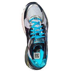 FITNESS Sneaker Guide 2013: The Best Sneakers for Flat Feet. #fitnessmagazine