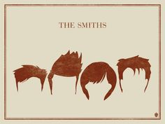 music, graphic, morrissey, band, the smiths, poster, digit illustr, smith print, design