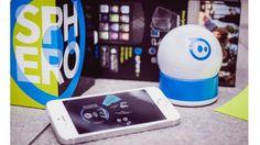 Sphero 2.0: il #gioco del futuro è già qui!