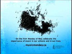 Music Monday:  Let's Make Music Matter (+playlist)
