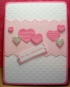 SU PS I love You, Dots E F, Fashionable Hearts Embosslit       (Feb 15, 2012)