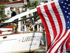 boston july 4th tall ships
