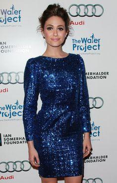 #makeup Emmy Rossum