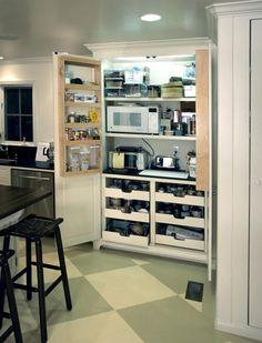 """hidden kitchen """"stuff"""""""