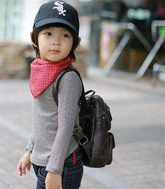Korea cute little boy photos (10)