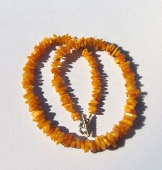 Mama's Well being Baltic Amber Necklace