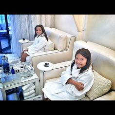 Let's get pedicures! @Beverly Wilshire (A Four Seasons Hotel)