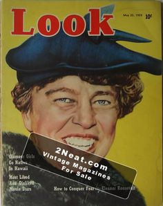 LOOK Magazine - May 23, 1939