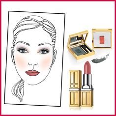 The perfect look for fall! Repin this image and help us support charity partner Look Good Feel Better! For every #PinItToGiveIt repin, Elizabeth Arden will donate one lipstick.
