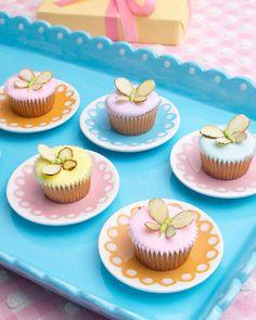 Flight of Fancy Cupcakes