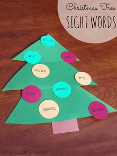 What a fun sight word game for kids!!