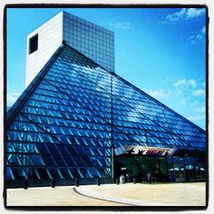 Rock and Roll Hall of Fame and Museum in #Cleveland