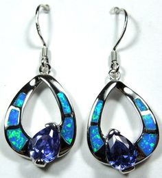 'Blue Fire Opal' is going up for auction at  7pm Thu, Sep 27 with a starting bid of $50.