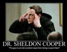 Big Bang Theory :-)