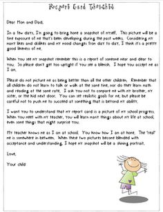 healthy perspective about report cards report cards parents help ...