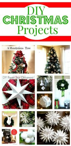 DIY Christmas Projec