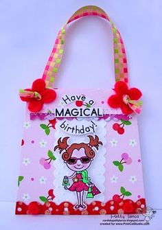 HAVE A MAGICAL BIRTHDAY...