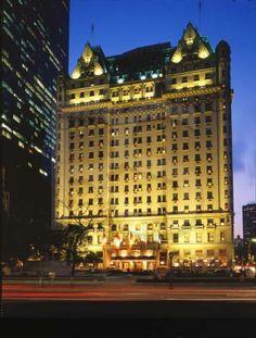 plaza hotel NYC..